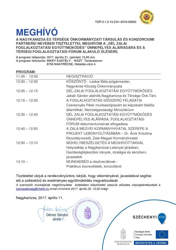 meghívó - paktum 3. sz aláírásra Nrécse április 2112